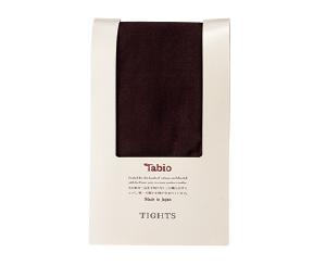 こげ茶 110デニールタイツ¥1,400/タビオ