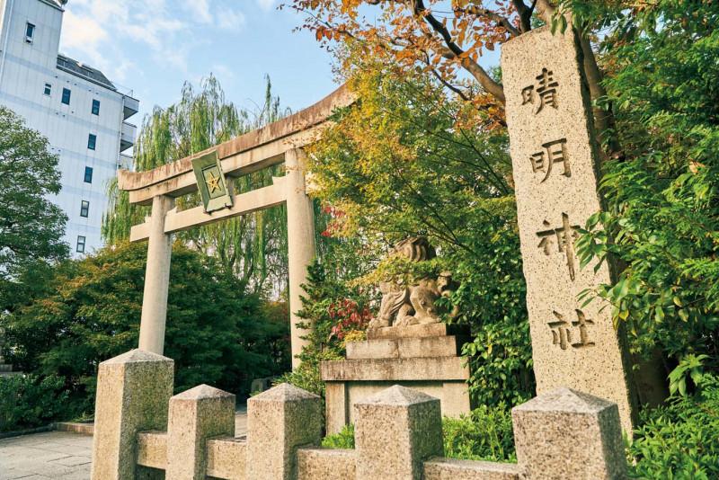 ■晴明神社(せいめいじんじゃ)