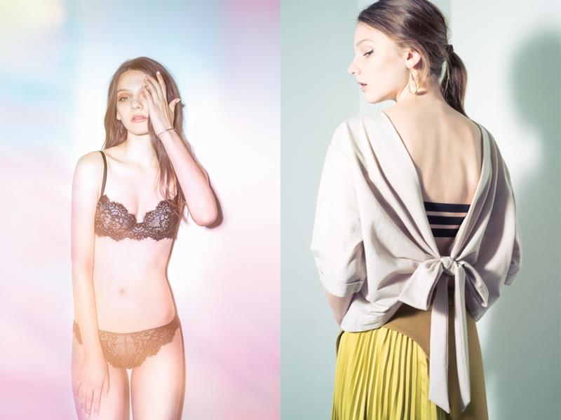 見せても可愛い♡毎日のファッションをもっと自由にする下着『Lucest(ルーチェスト)』が2月上旬より発売